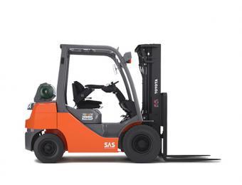 2.5t LPG Forklift