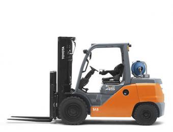 3.5t LPG Forklift