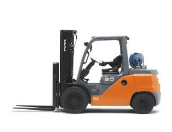 5.5t LPG Forklift