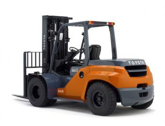 8t Diesel Forklift