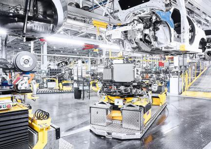 Nissan Manufacturing